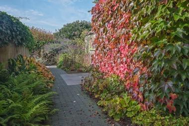 Garten im Herbst gestalten
